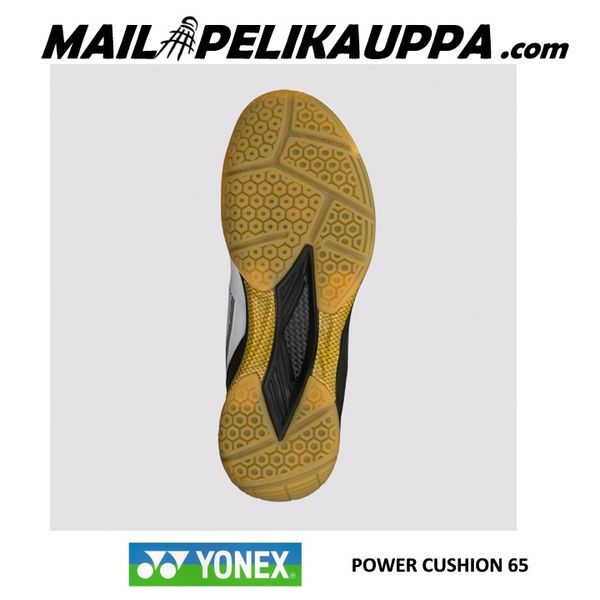 YONEX SHB-65 WIDE Power Cushion Men Sulkapallokengät