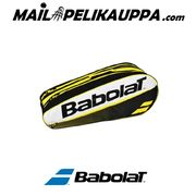 Babolat Racket Holder x6 Club Yellow