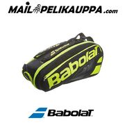 Babolat Racket Holder x6 Pure Yellow