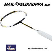 VICTOR Light Fighter 7400 sulkapallomaila
