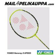 YONEX NANORAY Z-SPEED sulkapallomaila