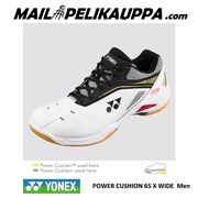​YONEX SHB-65 X wide Power Cushion Men Sulkapallokengät