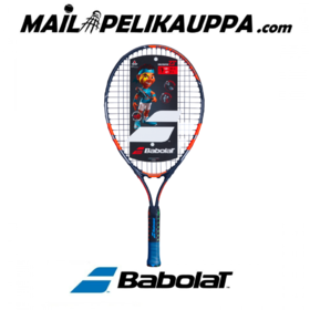 Junioritennismaila Babolat Ballfighter 23