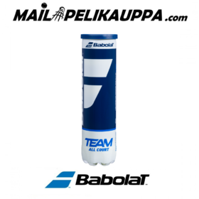BABOLAT Team All Court x4 tennispallot